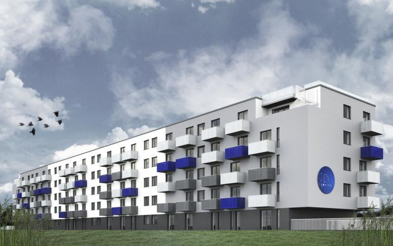 Osiedle Zodiak - Kraków, Bieżanów-Prokocim, ul. Domagały, ORION INVESTMENT S.A. - zdjęcie 1