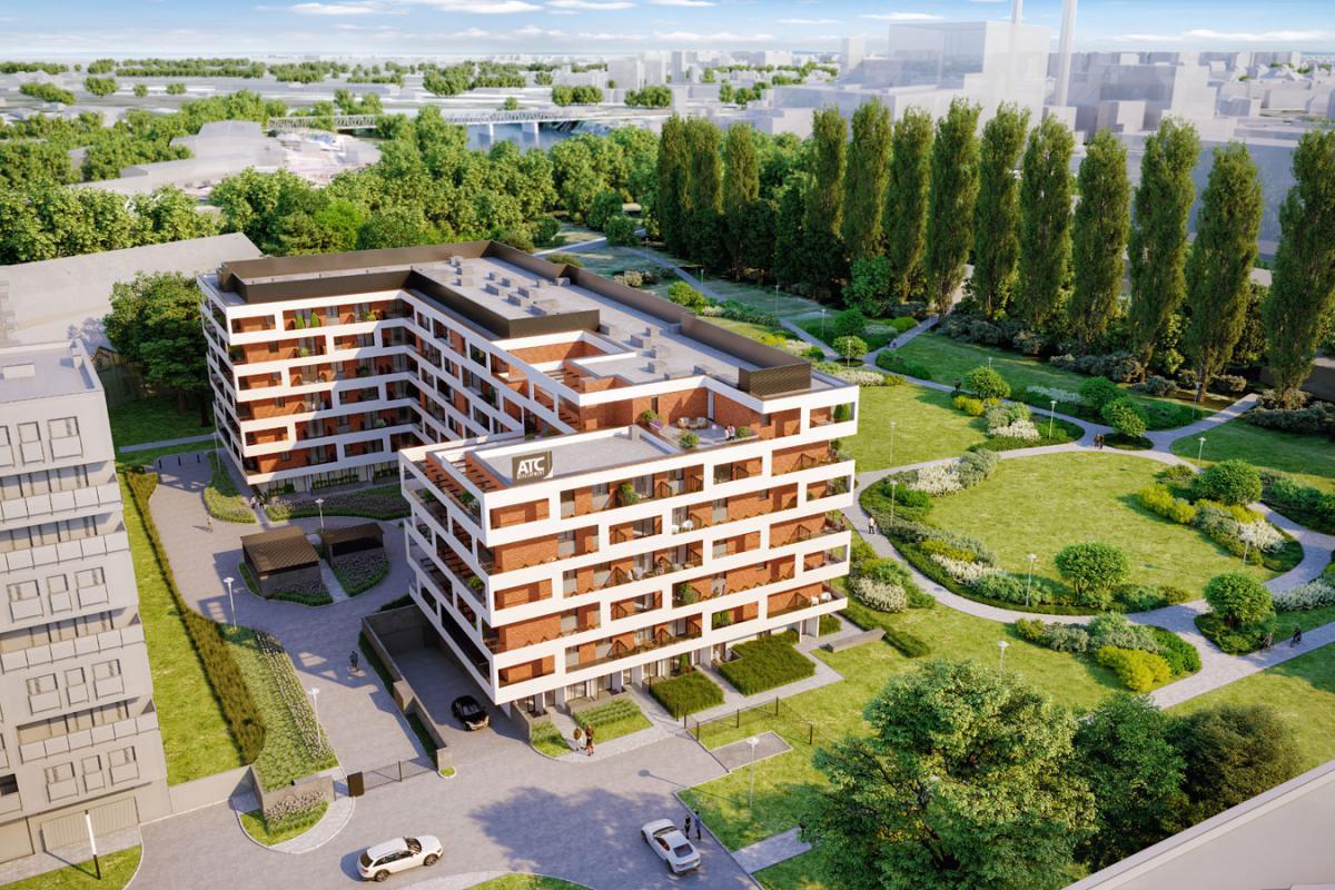 Kępa Park - Wrocław, Kępa Mieszczańska, ul. Dmowskiego 21, ATC Development Sp. z o.o. - zdjęcie 1