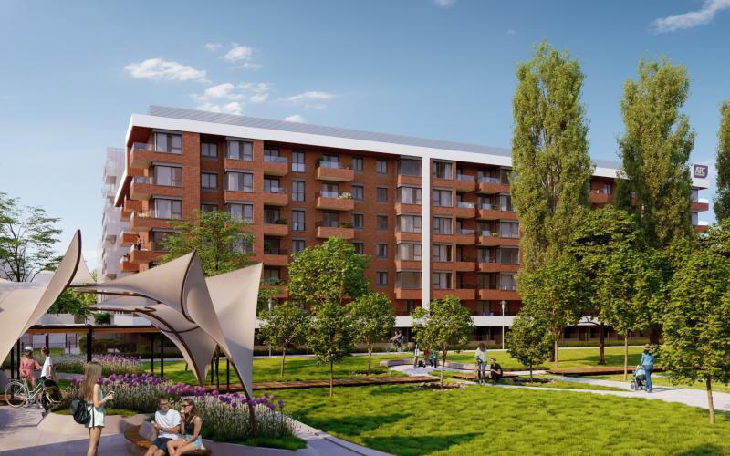 Kępa Park - Wrocław, Kępa Mieszczańska, ul. Dmowskiego 21, ATC Development Sp. z o.o. - zdjęcie 7