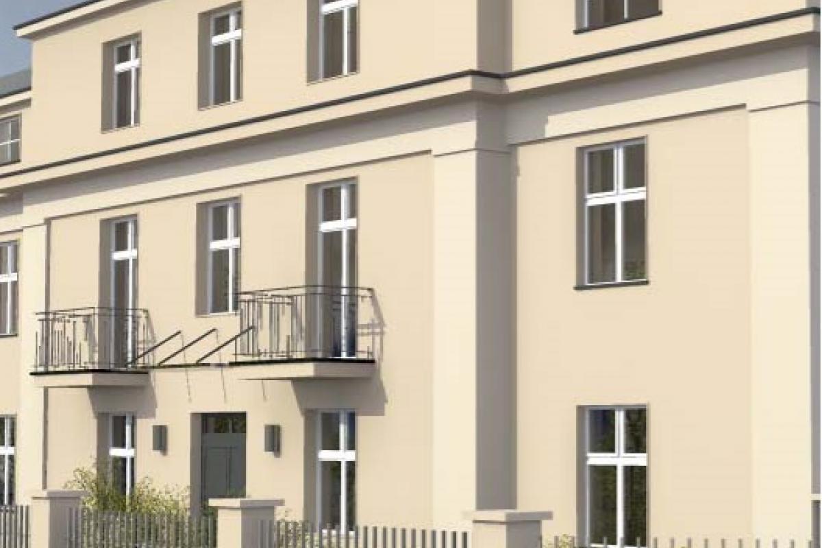 Villa Grodziska 21 - Poznań, Łazarz, ul. Grodziska 21, Eagle Invest Sp. z o. o. - zdjęcie 1