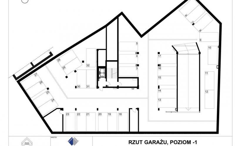 Wilda Corner - Poznań, Górna Wilda, ul. Czarnieckiego/ul. Robocza, Grupa Inwest - zdjęcie 13