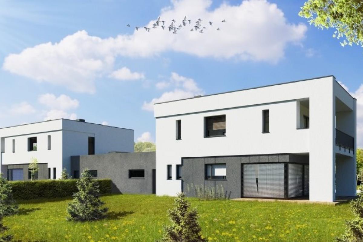 Umultowo Jarowa 15 - Poznań, Umultowo, ul. Jarowa 15, ModernHouse Development - zdjęcie 2
