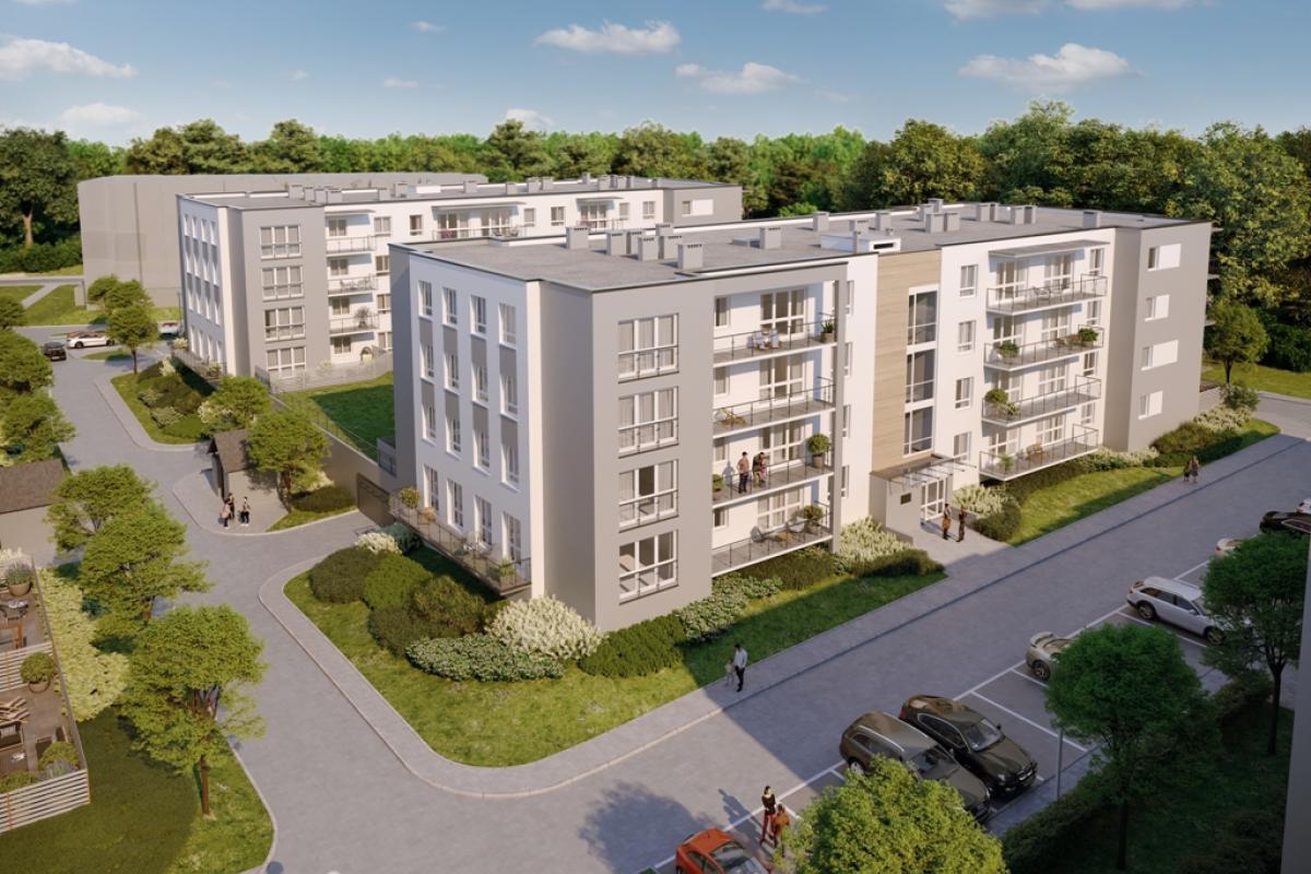 Green Home - V etap - Zielona Góra, ul. Suwalska 17, 23, EBF DEVELOPMENT Sp. z o.o. Sp.k. - zdjęcie 4