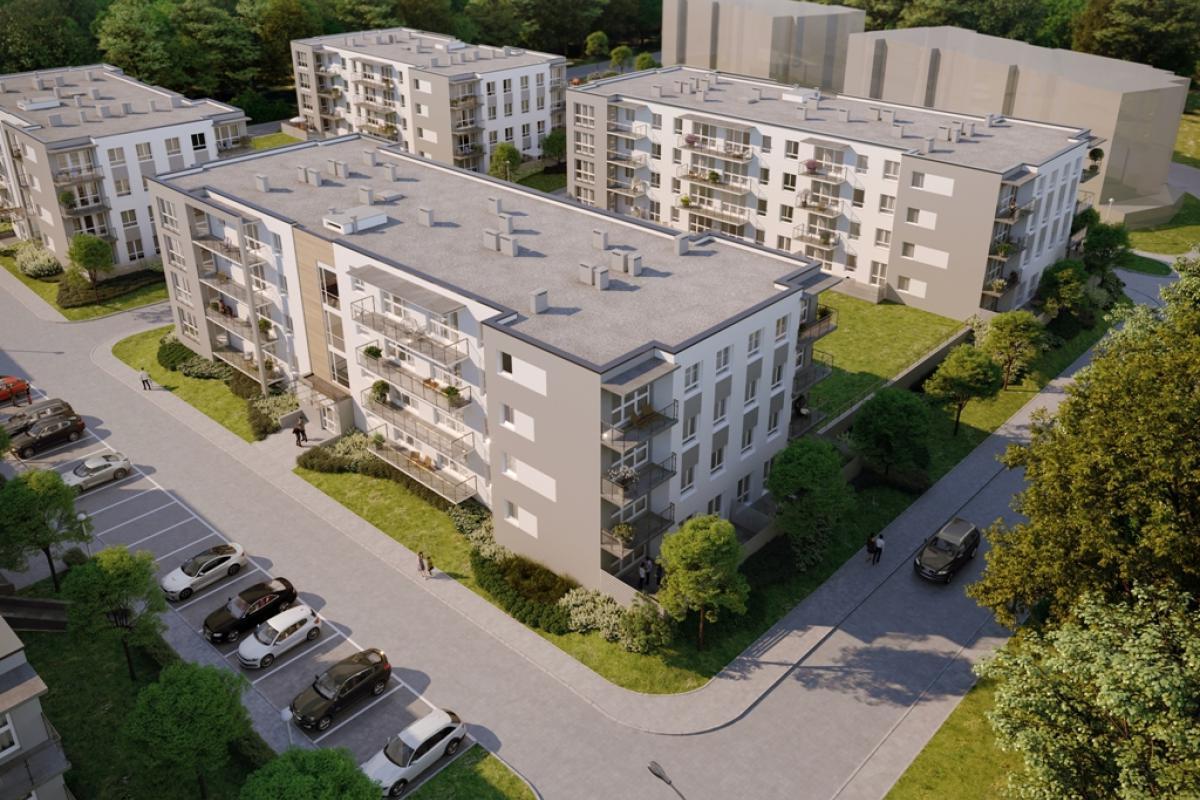 Green Home - V etap - Zielona Góra, ul. Suwalska 17, 23, EBF DEVELOPMENT Sp. z o.o. Sp.k. - zdjęcie 5
