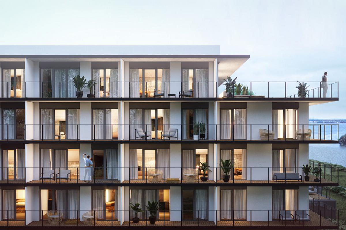 Apartamenty Dziwnów - Dziwnów, Sagaris Constructions Sp. z o.o. - zdjęcie 5