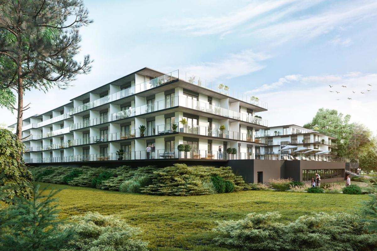 Apartamenty Dziwnów - Dziwnów, Sagaris Constructions Sp. z o.o. - zdjęcie 2