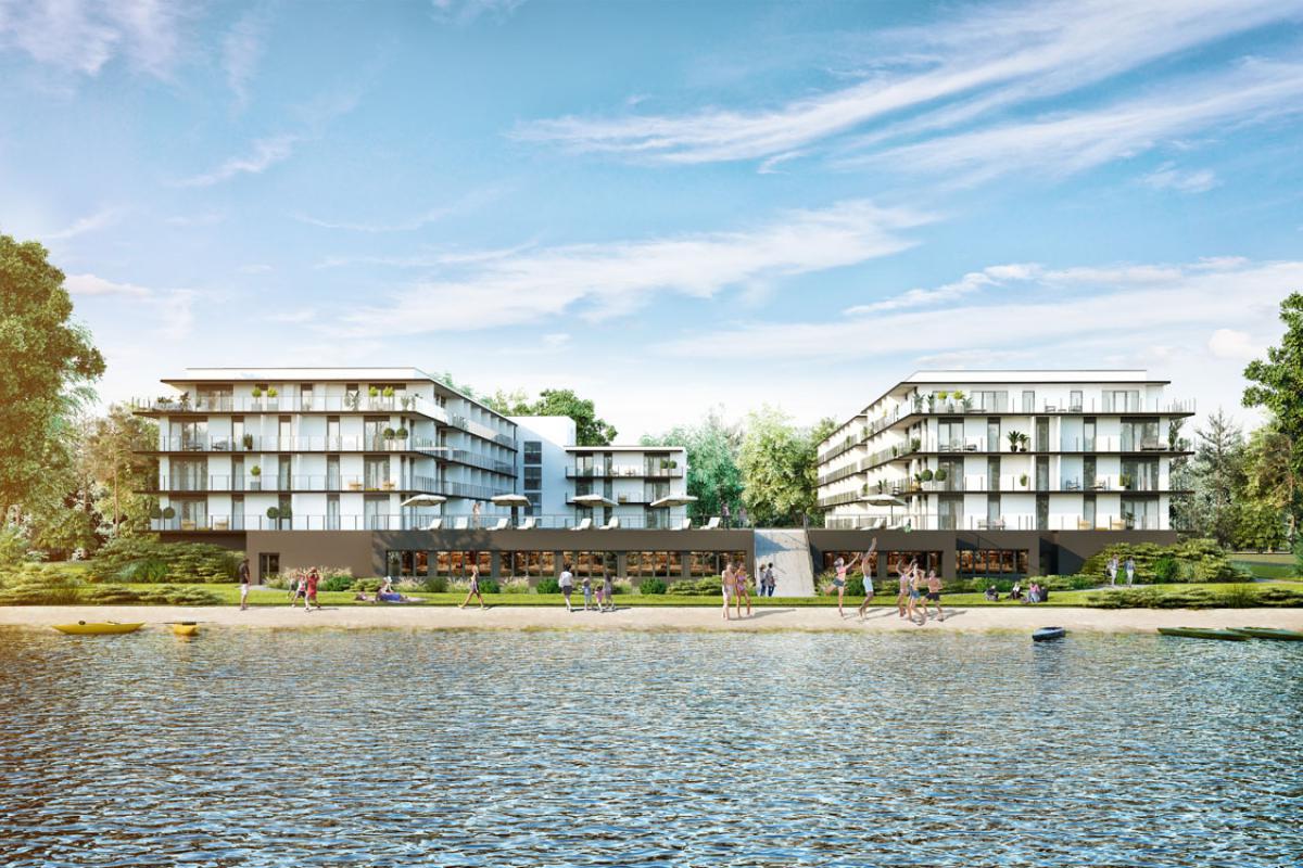 Apartamenty Dziwnów - Dziwnów, Sagaris Constructions Sp. z o.o. - zdjęcie 3