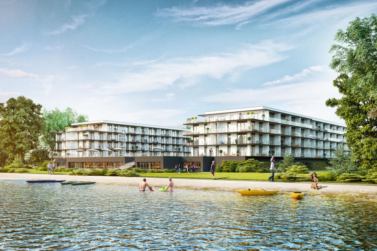 Apartamenty Dziwnów - Dziwnów, Sagaris Constructions Sp. z o.o. - zdjęcie 4