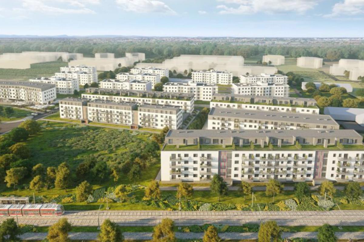 Viva Jagodno - Wrocław, Jagodno, ul. Kajdasza, Ronson Development - zdjęcie 5
