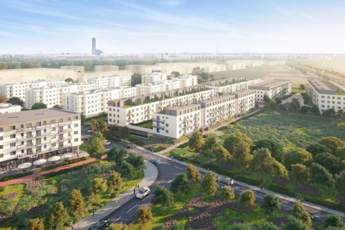 Viva Jagodno - Wrocław, Jagodno, ul. Kajdasza, Ronson Development - zdjęcie 6