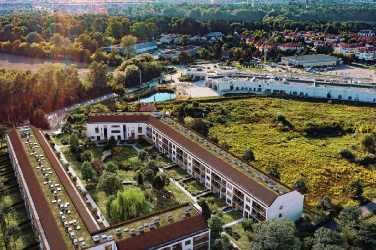Tulip Wilanów - Warszawa, Zawady, ul. Syta 92, Ronson Development - zdjęcie 1