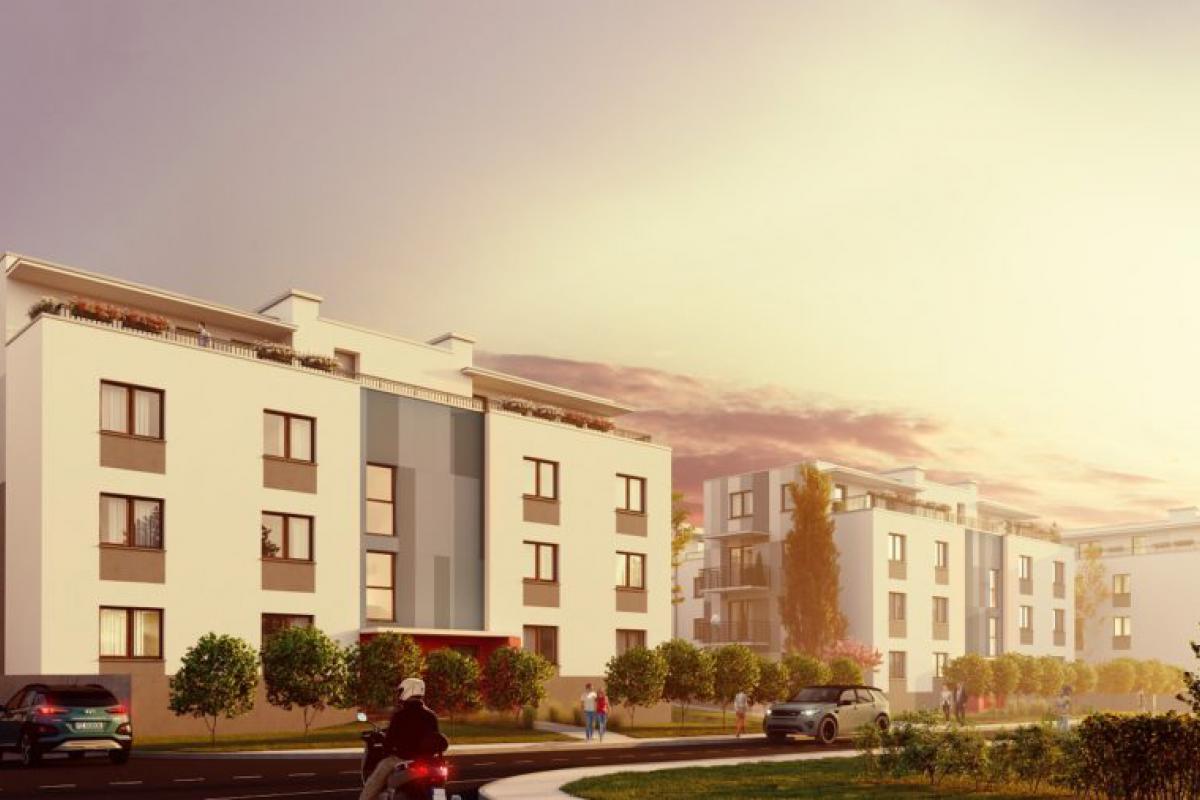 Vitalia Residence - Wrocław, Klecina, Ronson Development - zdjęcie 3