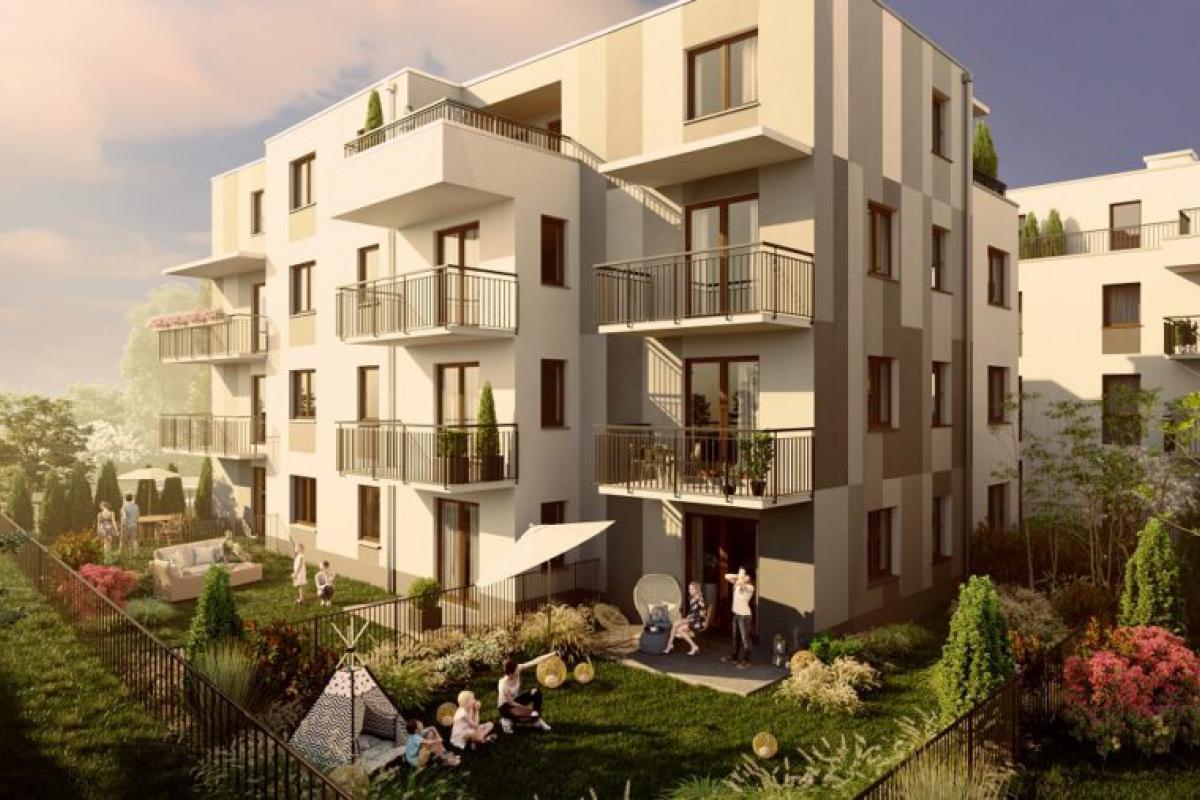 Vitalia Residence - Wrocław, Klecina, Ronson Development - zdjęcie 2