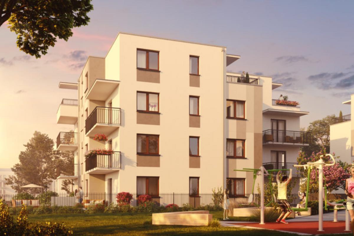 Vitalia Residence - Wrocław, Klecina, Ronson Development - zdjęcie 1
