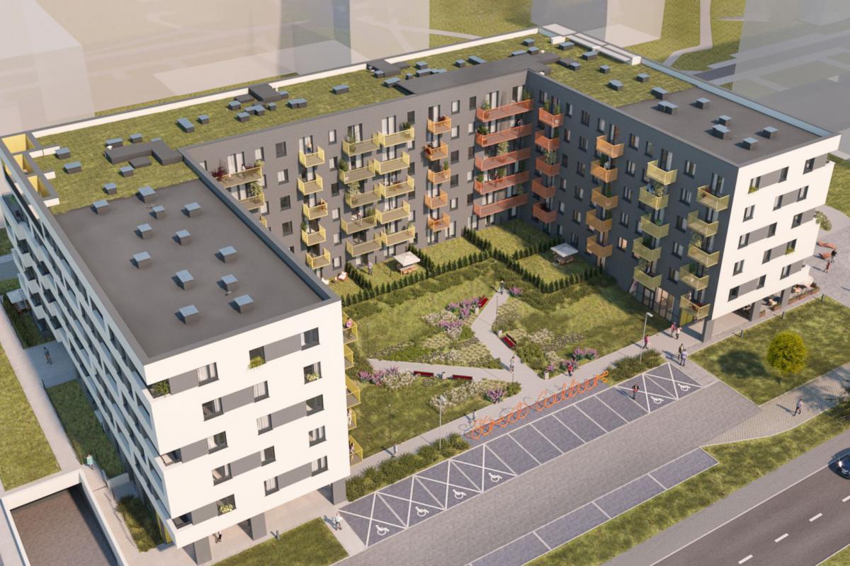 City Vibe - Kraków, ul. Myśliwska, Nexity Polska Sp. z o.o. - zdjęcie 2