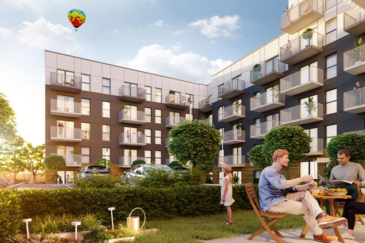 Murapol Apartamenty na Wzgórzu - Sosnowiec, ul. Klimontowska, Murapol S.A. - zdjęcie 1