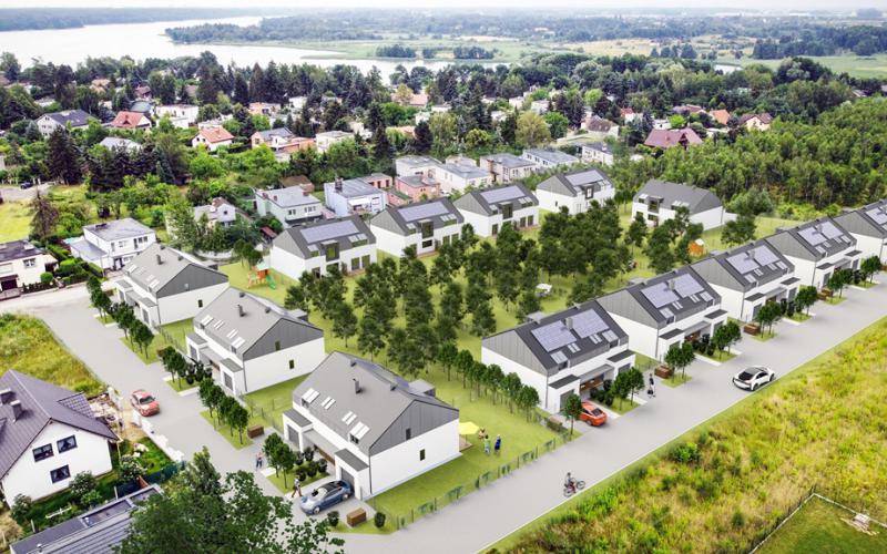 Osiedle Bojerowa - Kiekrz, ul. Bojerowa/Cumownicza, GGW Development Grynhoff, Woźny sp.j. - zdjęcie 1