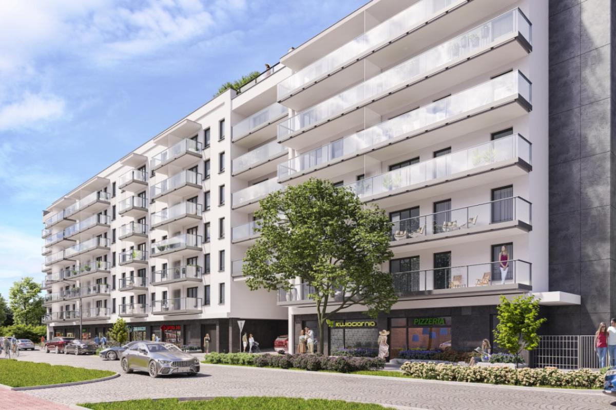 Osiedle Horizon - Gdańsk, ul. Starowiejska, J.W. Construction Holding S.A. - zdjęcie 1