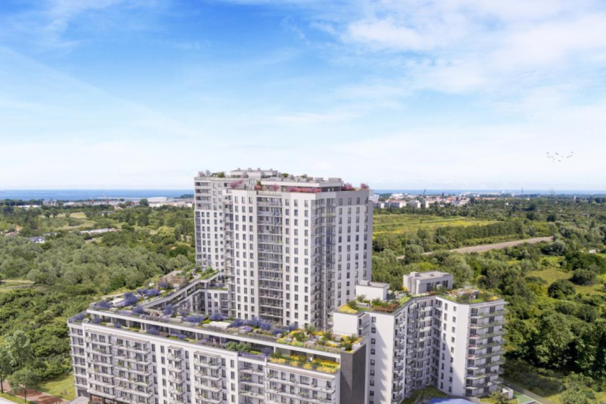 Osiedle Horizon - Gdańsk, ul. Starowiejska, J.W. Construction Holding S.A. - zdjęcie 2
