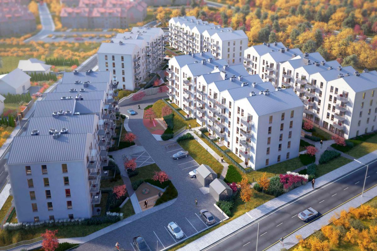 Skandinavia - Gdańsk, Orunia Górna, ul. Wielkopolska 66, JHM Development S.A. - zdjęcie 3