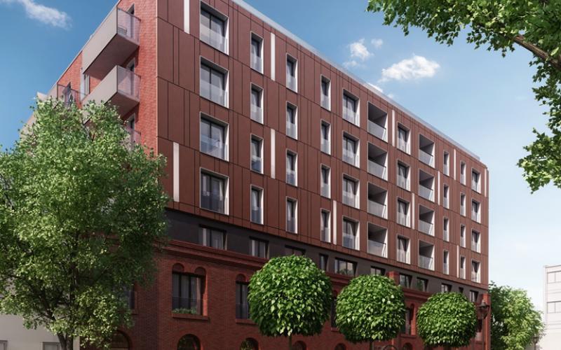 Apartamenty HALO - Wrocław, ul. Tęczowa, Republika Wnętrz - Grupa - zdjęcie 2