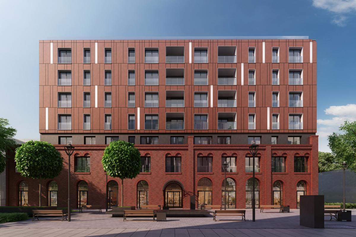 Apartamenty HALO - Wrocław, ul. Tęczowa, Republika Wnętrz - Grupa - zdjęcie 4
