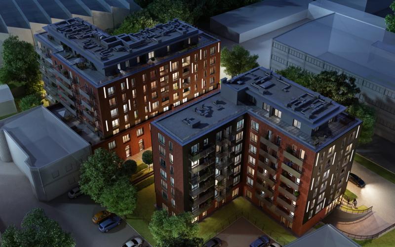 Apartamenty HALO - Wrocław, ul. Tęczowa, Republika Wnętrz - Grupa - zdjęcie 7