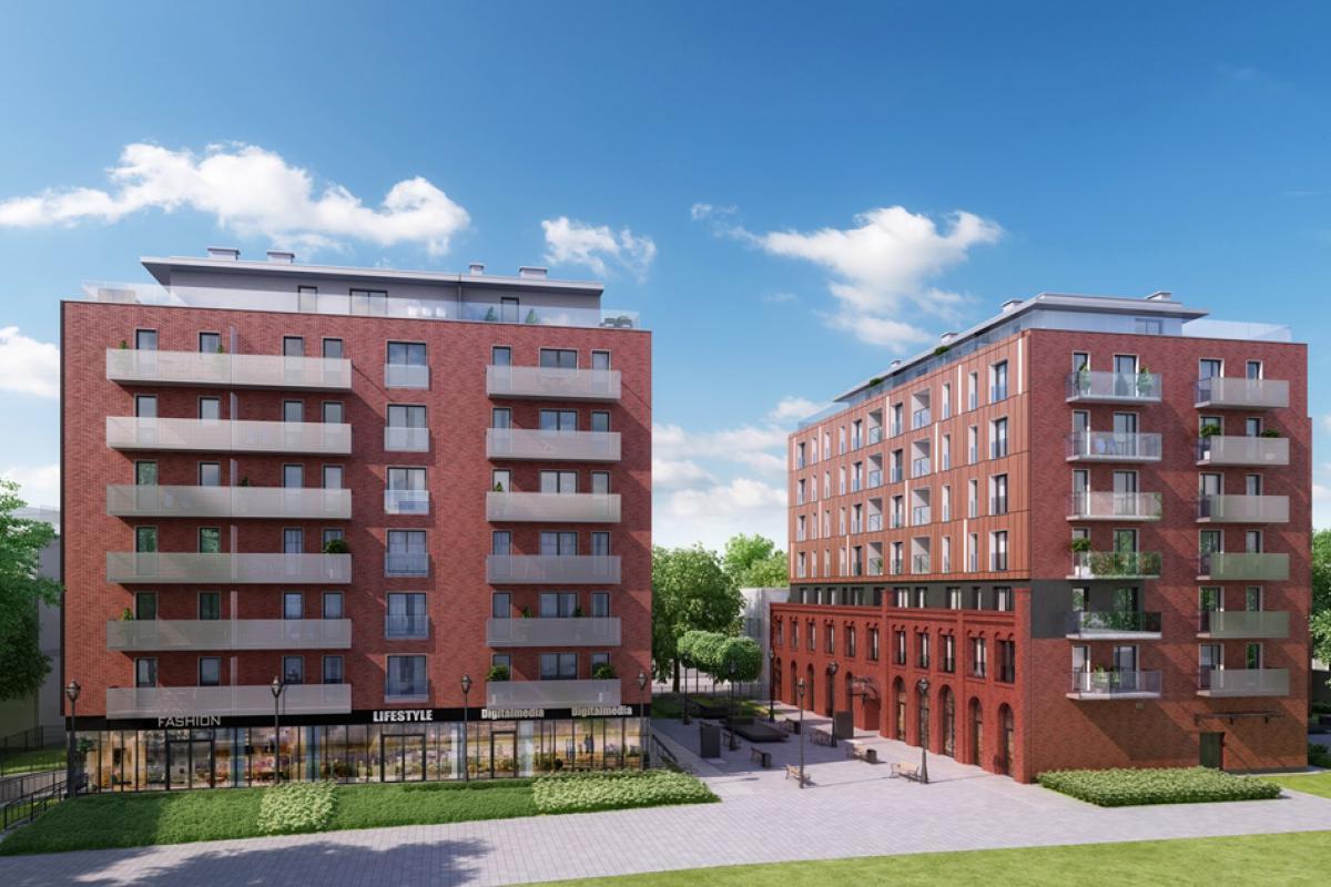 Apartamenty HALO - Wrocław, ul. Tęczowa, Republika Wnętrz - Grupa - zdjęcie 8