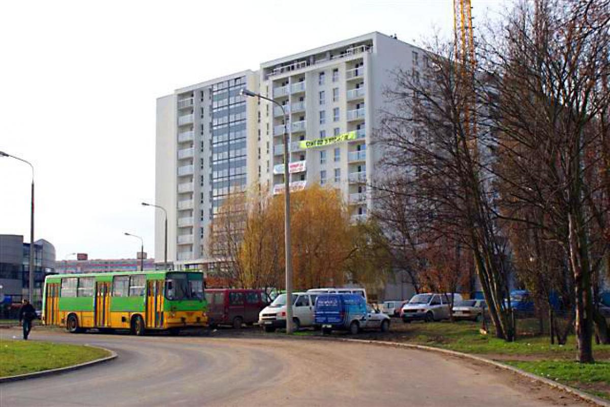 Tarasy Warty - Poznań, Rataje, ul. Na Miasteczku 12, Trico Sp. z o.o SKA - zdjęcie 2