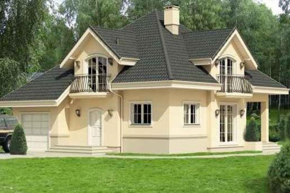 Osiedle domków jednorodzinnych - Toruń, ul. Polna, Przedsiębiorstwo Remontowo-Budowlane AGAD - zdjęcie 2