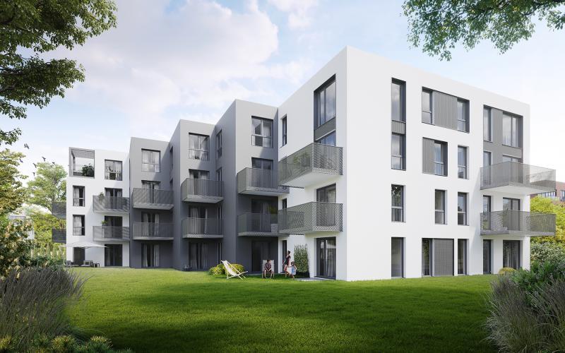 Apartamenty Grunwald - Poznań, Junikowo, ul. Budziszyńska 29, VILLA Sp. z o.o. Sp. k. - zdjęcie 1
