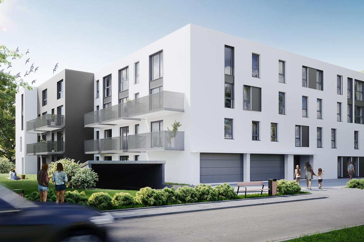 Apartamenty Grunwald - Poznań, Junikowo, ul. Budziszyńska 29, VILLA Sp. z o.o. Sp. k. - zdjęcie 2