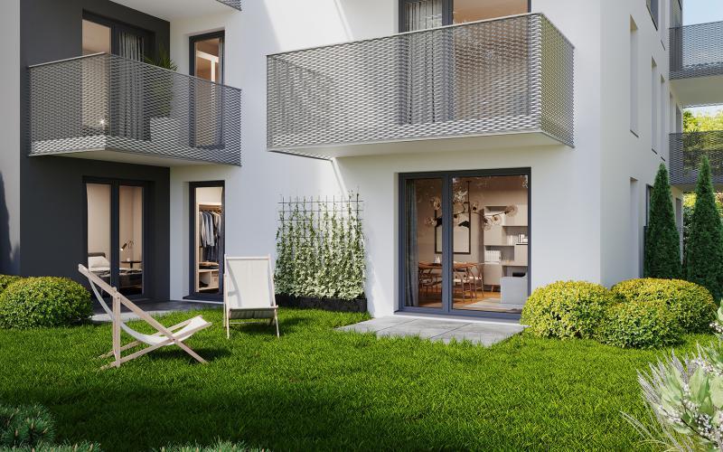 Apartamenty Grunwald - Poznań, Junikowo, ul. Budziszyńska 29, VILLA Sp. z o.o. Sp. k. - zdjęcie 3