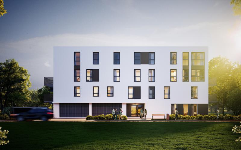 Apartamenty Grunwald - Poznań, Junikowo, ul. Budziszyńska 29, VILLA Sp. z o.o. Sp. k. - zdjęcie 4