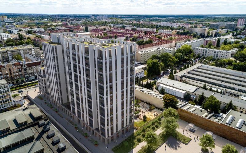 Famma Dąbrowskiego - Poznań, ul. Dąbrowskiego 87-89, Spravia - zdjęcie 4