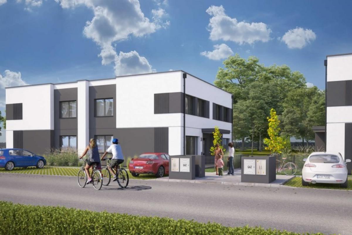 Nowy Jasin - etap III - Jasin, ul. Wrzesińska, Greenbud Development - zdjęcie 1