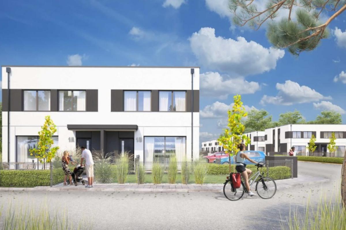 Nowy Jasin - etap III - Jasin, ul. Wrzesińska, Greenbud Development - zdjęcie 2