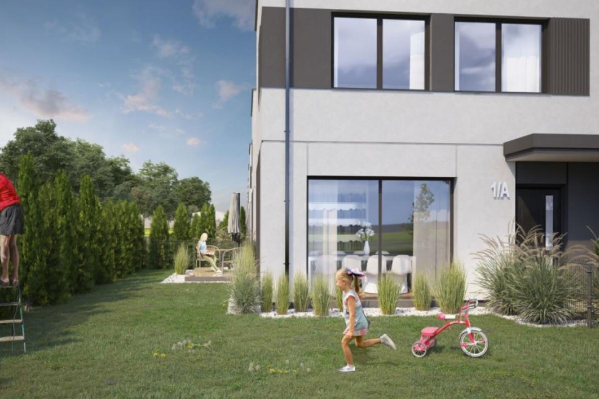 Nowy Jasin - etap III - Jasin, ul. Wrzesińska, Greenbud Development - zdjęcie 3