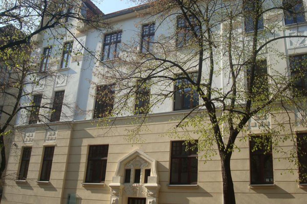 Kamienica Poli Negri - Bydgoszcz, Śródmieście, ul. Zamoyskiego 8, Moderator Inwestycje Sp. z o.o. - zdjęcie 1