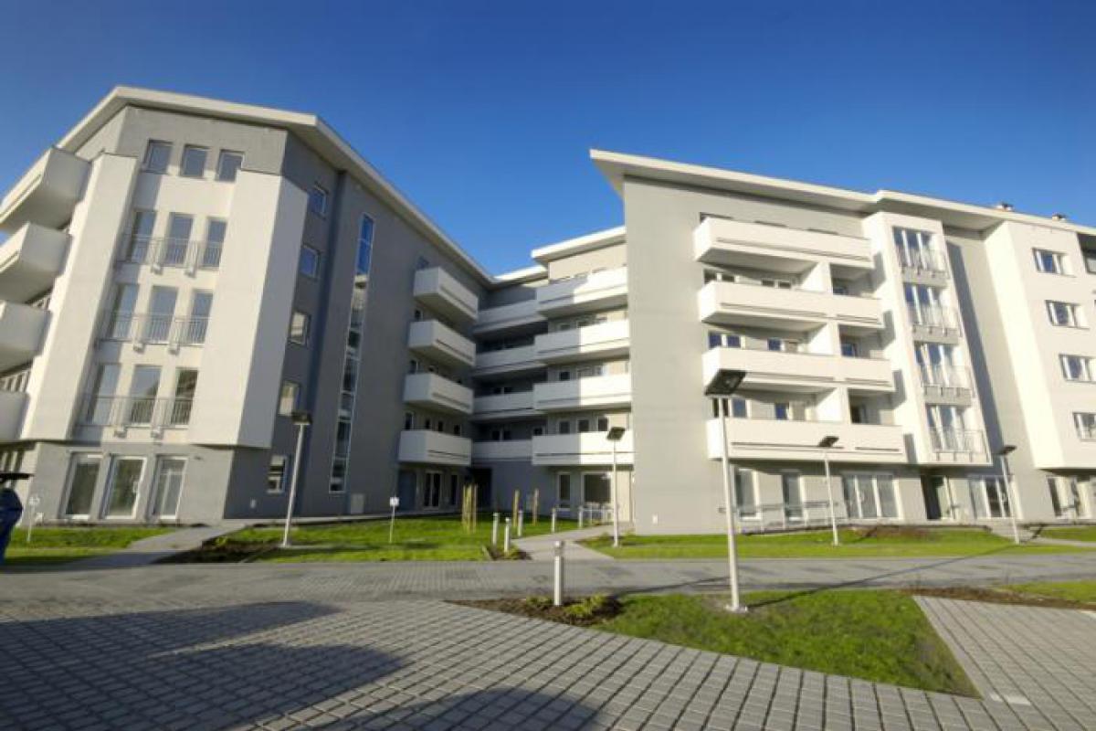 Bolka 15 - Triangulum - inwestycja wyprzedana - Poznań, Winogrady, ul. Bolka 15, TRUST S.A. - zdjęcie 1