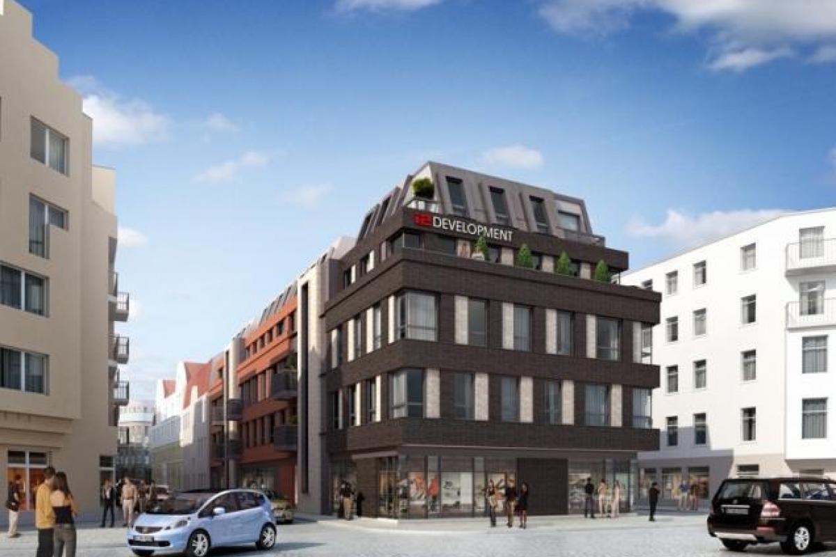 Golden House - Wrocław, Kleczków, ul. Śrutowa 15, i2 Development Sp. z o.o. - zdjęcie 1