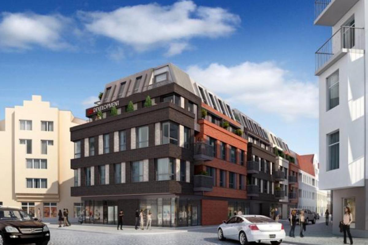Golden House - Wrocław, Kleczków, ul. Śrutowa 15, i2 Development Sp. z o.o. - zdjęcie 2