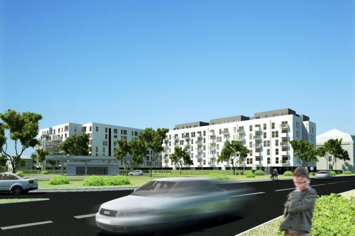 Apartamenty Wiśniowa - Wrocław, Grabiszyn, al. Wiśniowa 83-85 c, Panorama Nieruchomości - zdjęcie 1