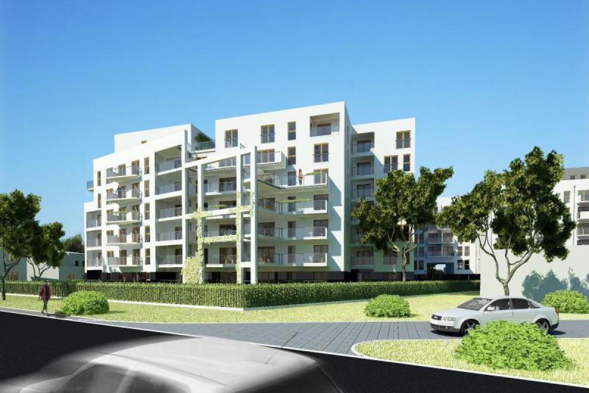 Apartamenty Wiśniowa - Wrocław, Grabiszyn, al. Wiśniowa 83-85 c, Panorama Nieruchomości - zdjęcie 2