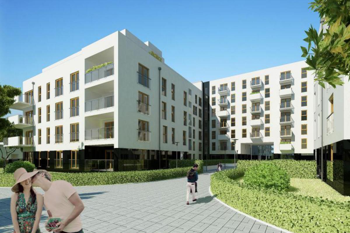 Apartamenty Wiśniowa - Wrocław, Grabiszyn, al. Wiśniowa 83-85 c, Panorama Nieruchomości - zdjęcie 3
