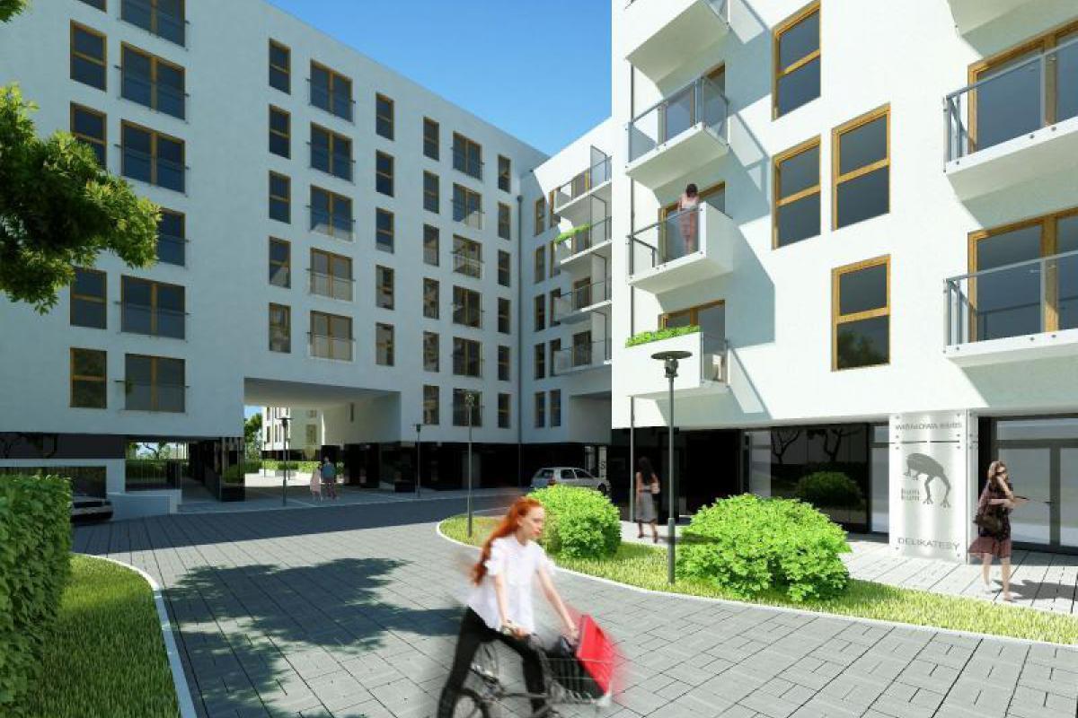 Apartamenty Wiśniowa - Wrocław, Grabiszyn, al. Wiśniowa 83-85 c, Panorama Nieruchomości - zdjęcie 4