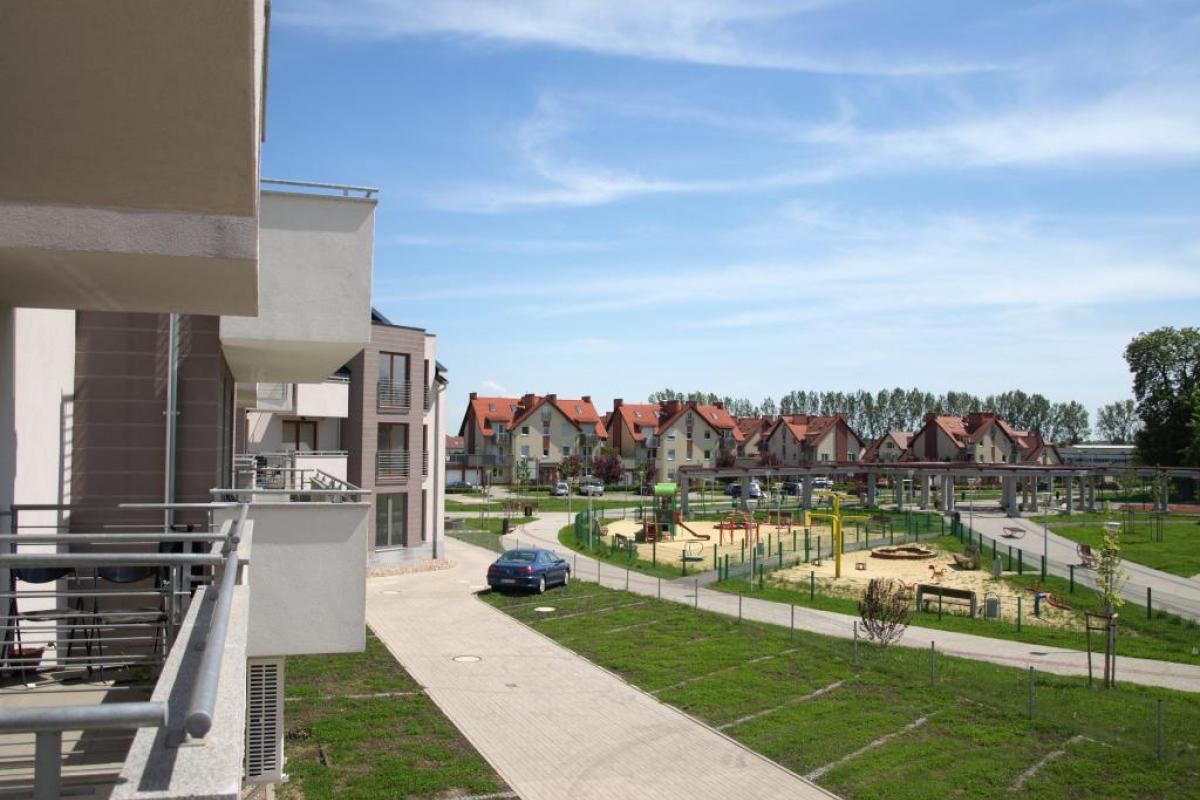 Konwaliowe Zacisze - Bielany Wrocławskie, ul. Konwaliowa, SANBET FABRYKA BETONU W., S. Piotrowscy Sp. J. - zdjęcie 3