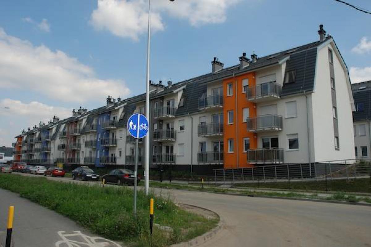 Brochów - Wrocław, Brochów, ul. Semaforowa, Milart Sp. z o.o. - zdjęcie 1