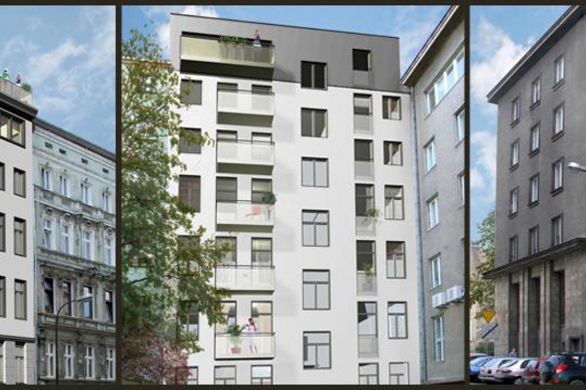 Cybulskiego - Wrocław, Nadodrze, ul. Cybulskiego 20, Verity Development Sp. z o. o. - zdjęcie 1