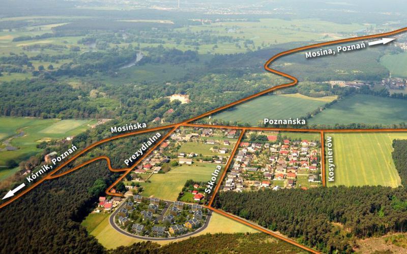 Osiedle Herbowe w Rogalinie - Rogalin, ul. Prezydialna, Qubika Development - zdjęcie 4
